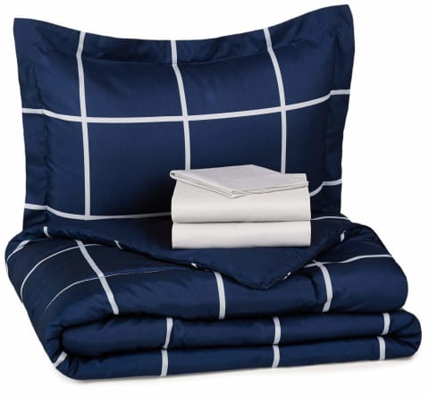Microfiber Comforter Bedding Set - Novarian Creations