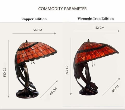 Stained Glass Goddess Table Lamp - Lamps & Lighting
