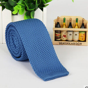Knitted Ties - Slim Cut