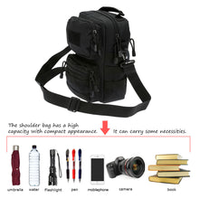 Outdoor Adjustable Crossbody Bag