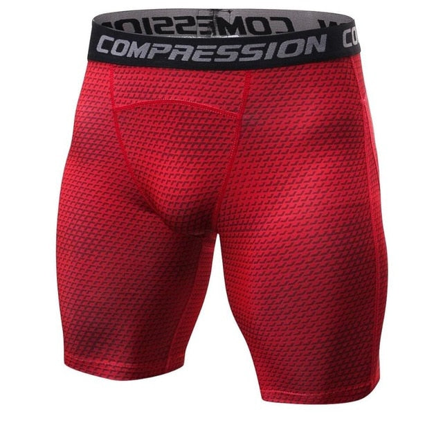 MMA Workout - Compression Shorts