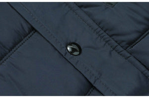 Fleece Lined Parker Jacket