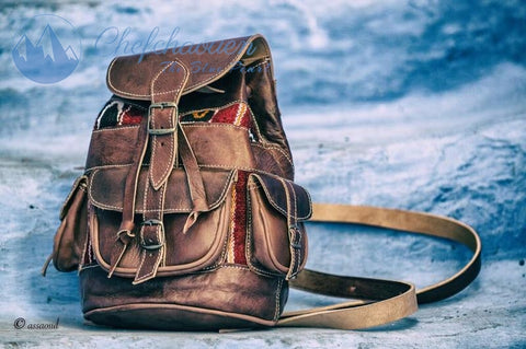 Backpack Akchour Leather