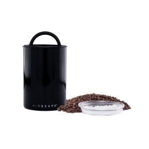 Airscape Coffee Canister