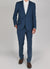 Chester Blue Windowpane Suit