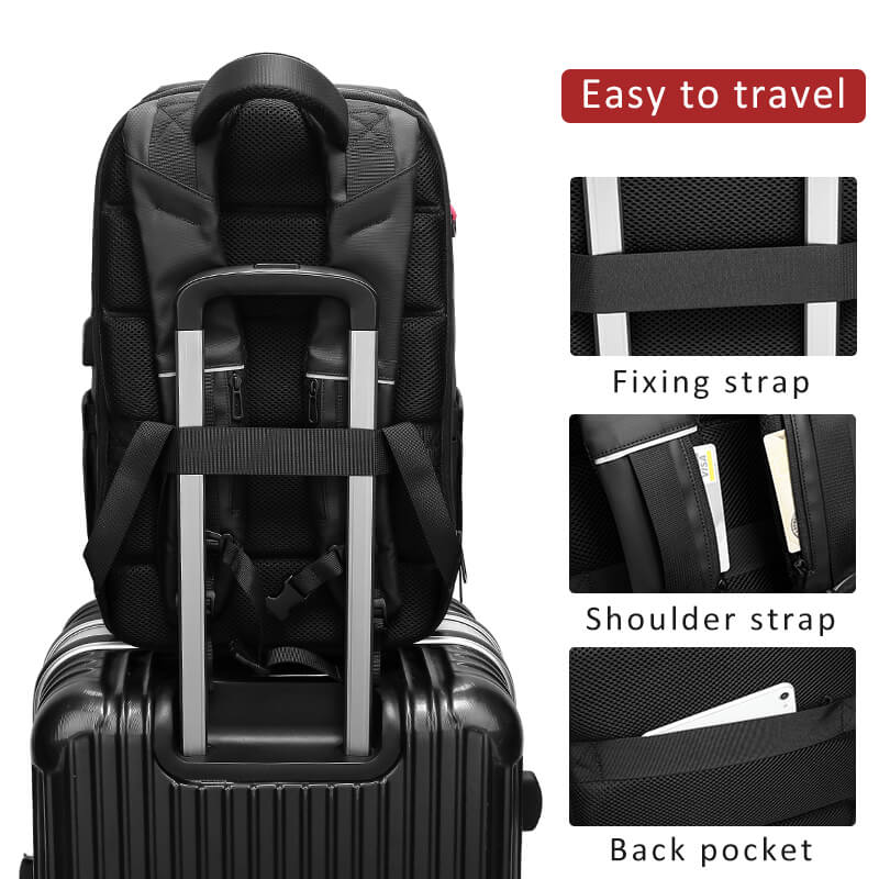 NEW 15.6 inch Laptop Travel Backpacks Easy to travel