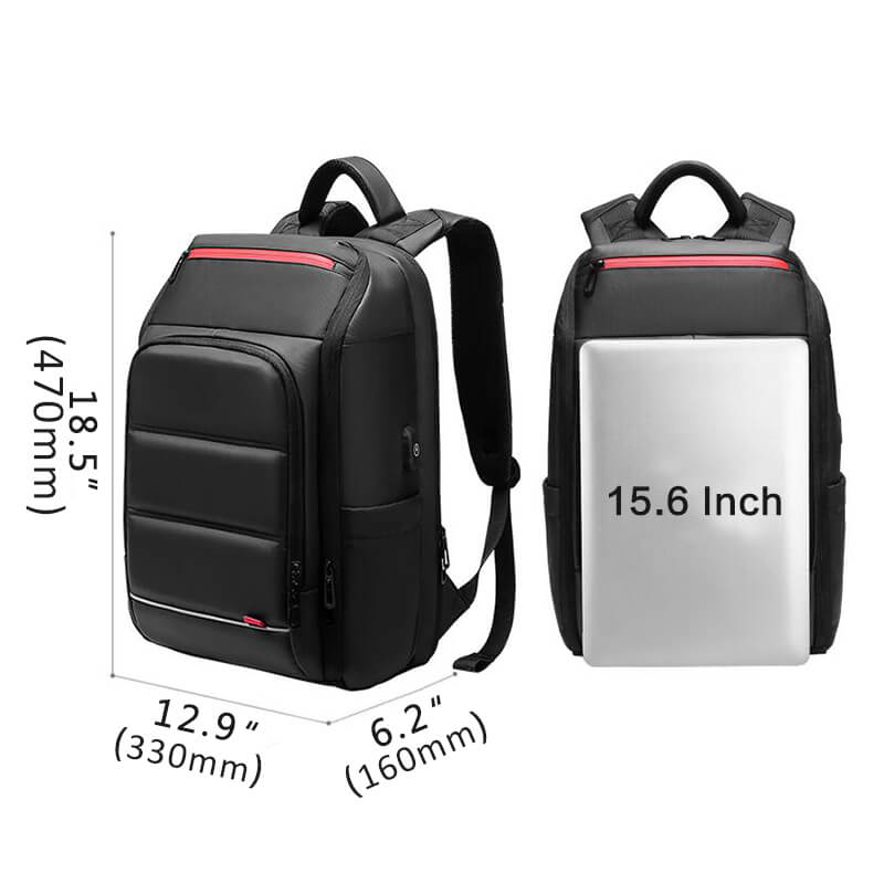 NEW 15.6 inch Laptop Travel Backpacks Size