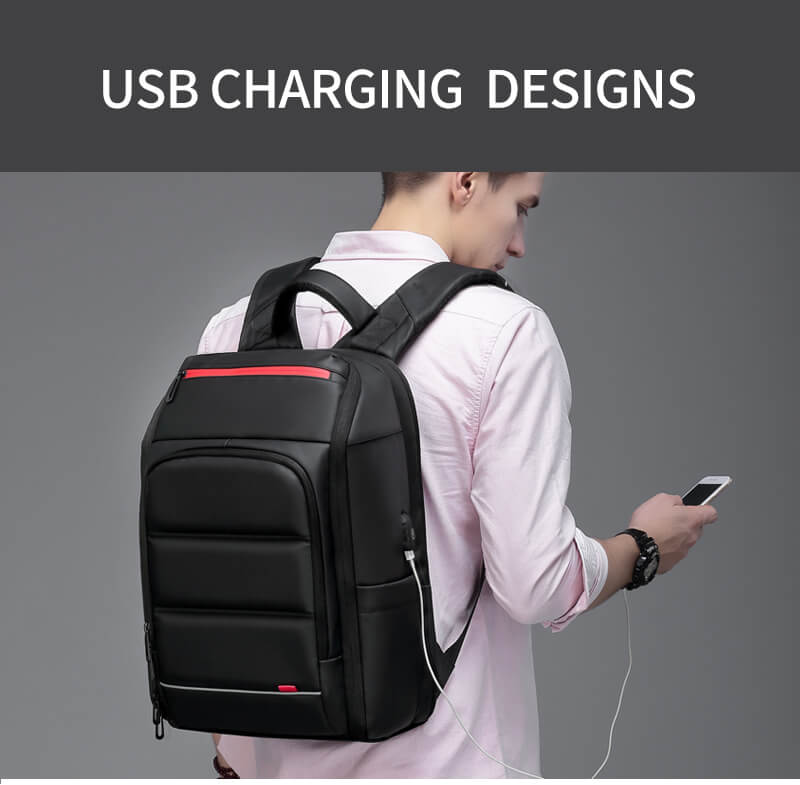 NEW 15.6 inch Laptop Travel Backpacks USB charging design