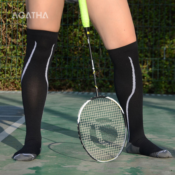 Comfortable & Breathable Knee Hight Compression Socks for Nurse, Runner