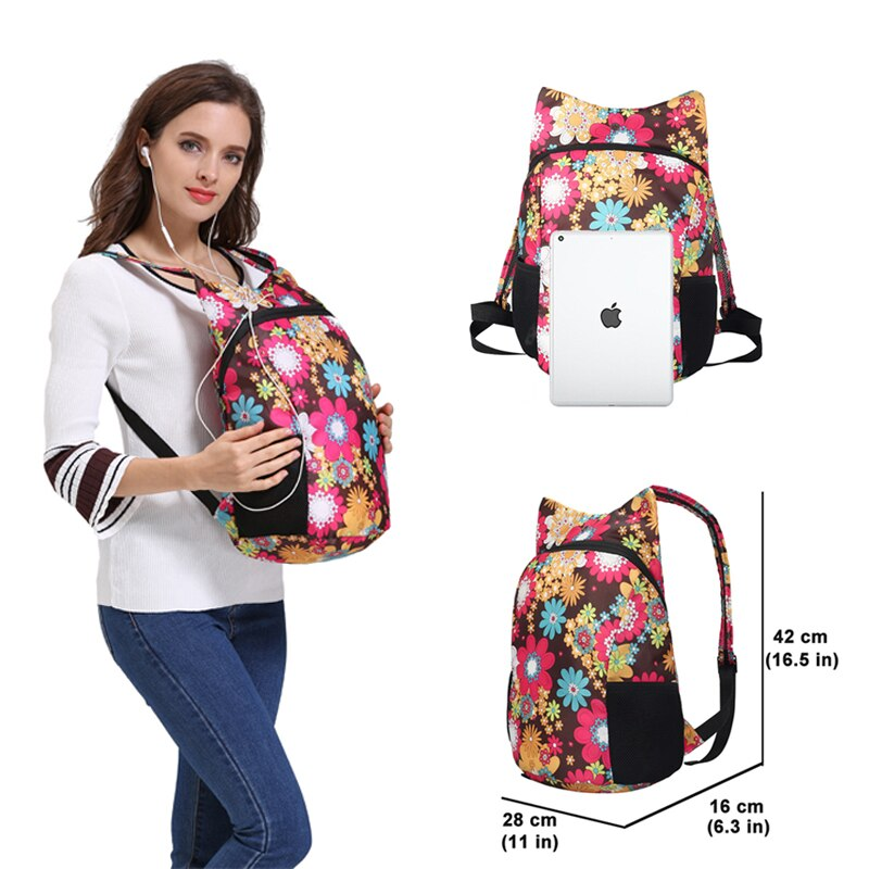 Agatha Travel Accessories Backpack for women Detail_03
