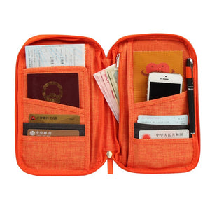 Agatha Travel Luggage Travel Document Holder Detail_03