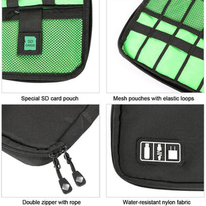 Agatha Travel Luggage Electronic Organizers Detail_03