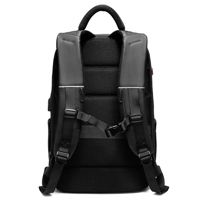 Agatha Travel Accessories Travel Laptop Backpack Detail_02