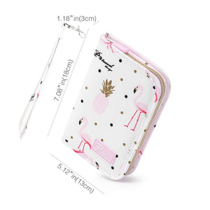 Agatha Travel Accessories Document Holder Wallet Detail_03