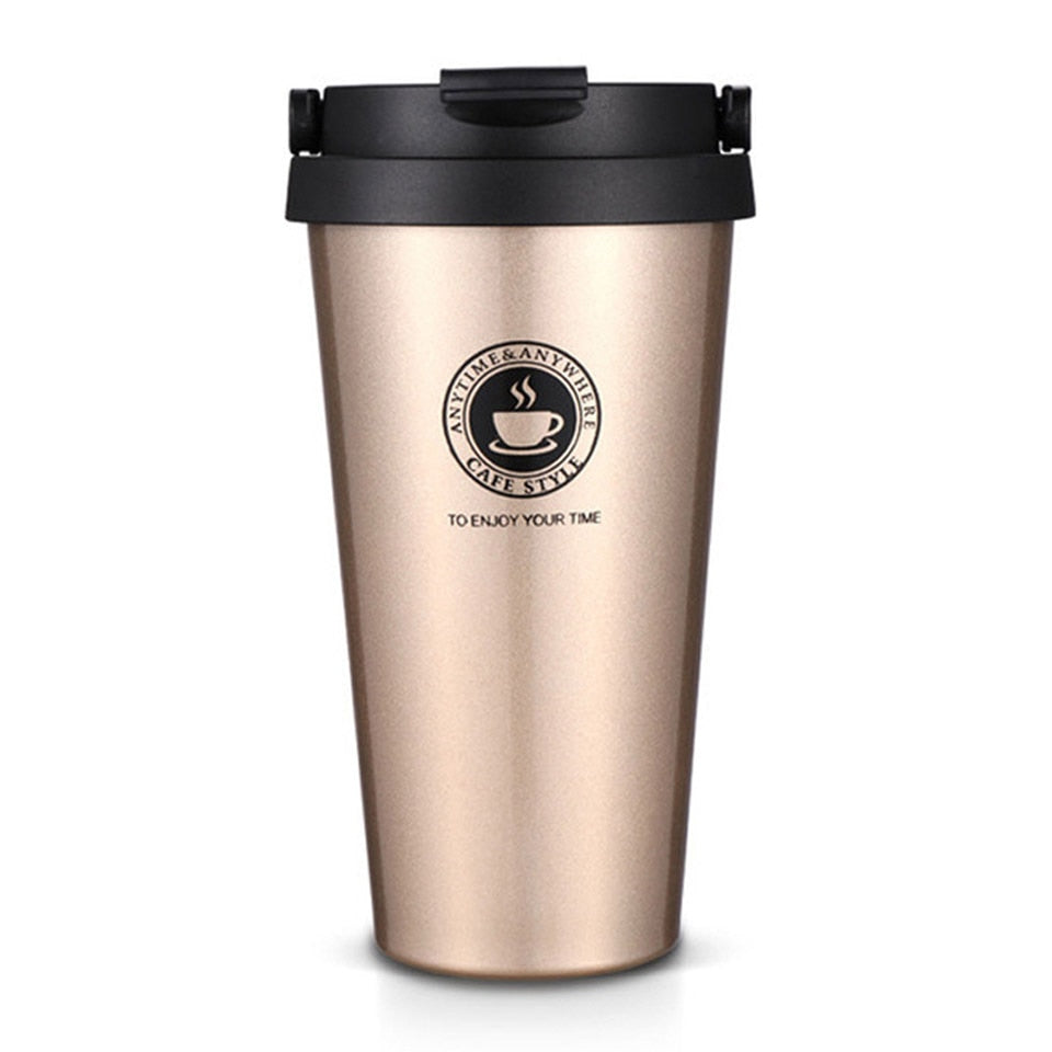 Agatha Travel Health Water Bottle Coffee Mugs Default