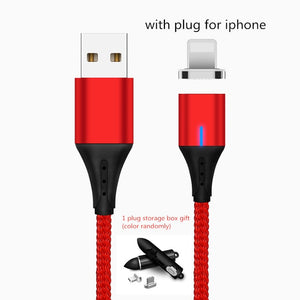 Agatha Travel Electronics Micro USB Charger Red With plug for iPhone