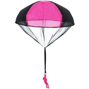 Hand Throwing Mini Soldier Parachute Outdoor Toy