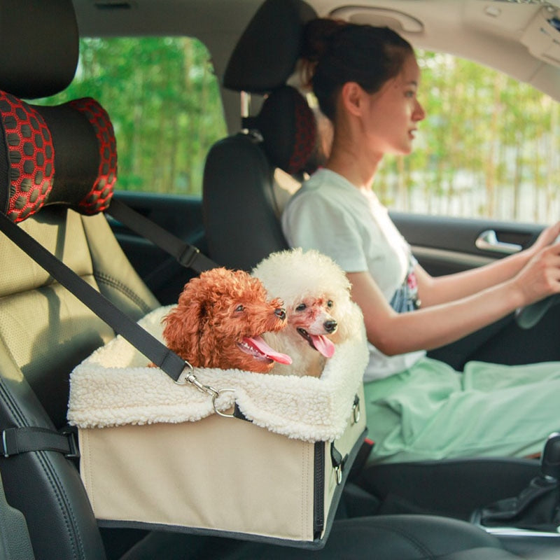 Agatha Travel Accessories Dog car seat Default