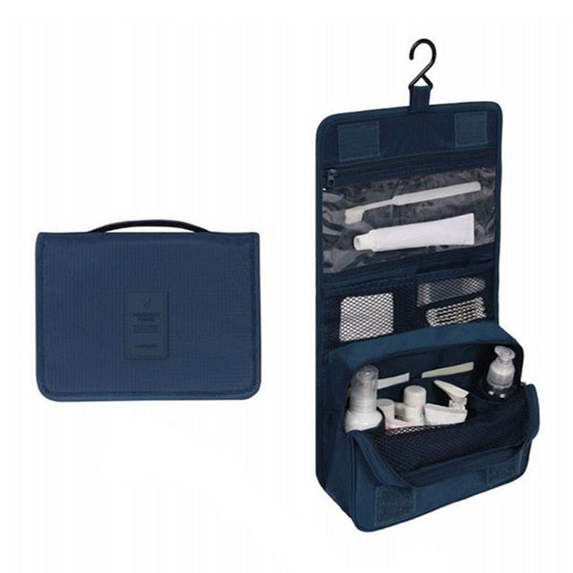 Agatha Travel Accessories Toiletry Bags Navy