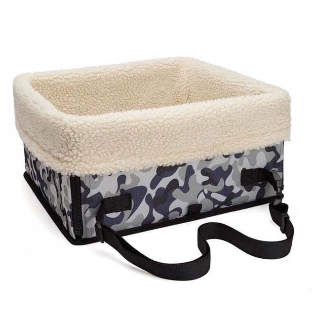 Agatha Travel Accessories Dog car seat Camo