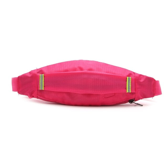 Agatha Travel Accessories Running Bag Red
