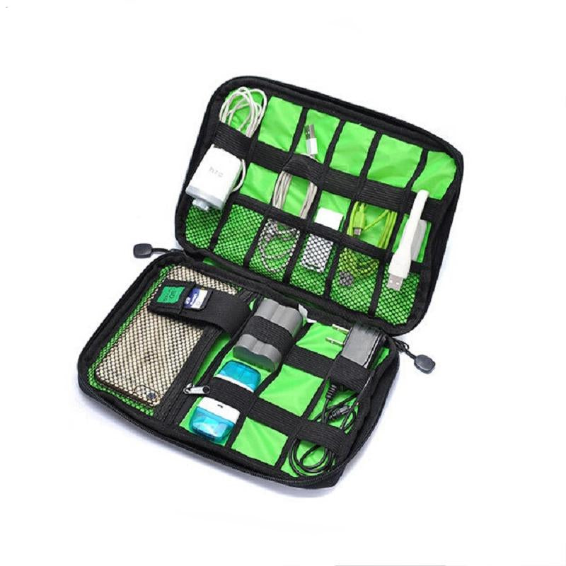 Agatha Travel Luggage Electronic Organizers Default