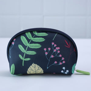 Agatha Travel Mini Cosmetic Bags Colorful flower
