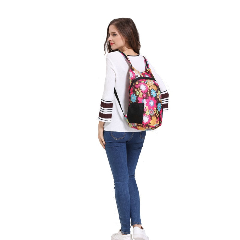Agatha Travel Accessories Backpack for women Detail_01