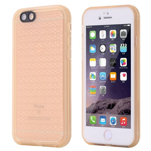 Agatha Travel Waterproof Phone Case for iPhone Gold