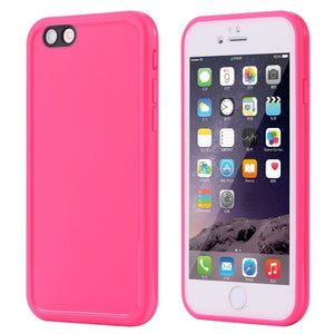 Agatha Travel Waterproof Phone Case for iPhone Rose