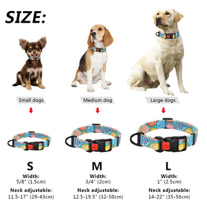 Agatha Travel Accessories For Pets Basic Collars Size