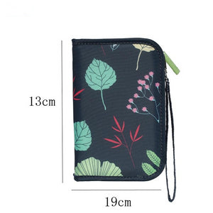 Agatha Travel Document Holder Wallets Detail_03
