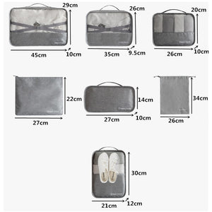 Agatha Travel Accessories Packing Cubes Set Detail_07