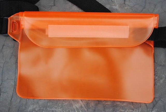 Agatha Travel Waterproof waist bag Orange