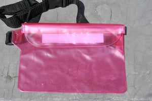 Agatha Travel Waterproof waist bag Rosered