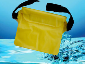 Agatha Travel Waterproof waist bag Yellow