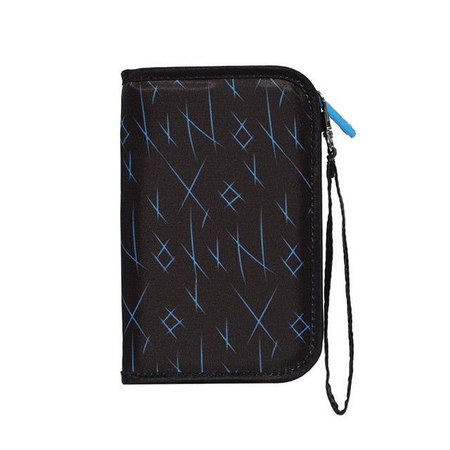 Agatha Travel Document Holder Wallets Star marks