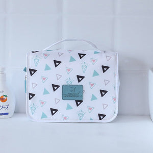 Agatha Travel Accessories Toiletry Bags Geometric
