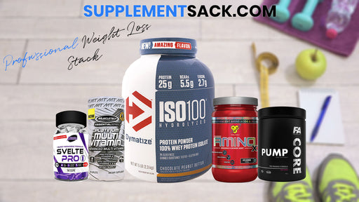 Weight Loss 5 Product Stack Supplementsack