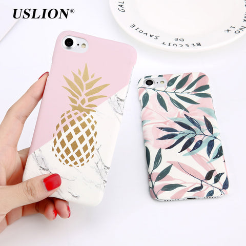 products/USLION-Flower-Leaf-Print-Phone-Case-For-iPhone-7-Plus-XR-XS-Max-Pineapple-Marble-Hard.jpg