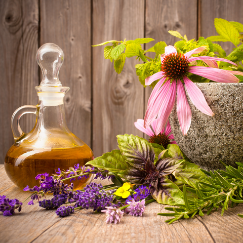 Ingredients Laki Naturals Uses to heal inflammation