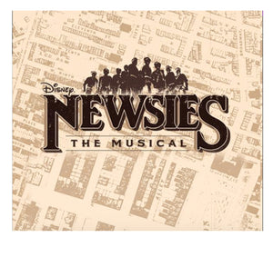 NEWSIES TICKETS ARE ON SALE!