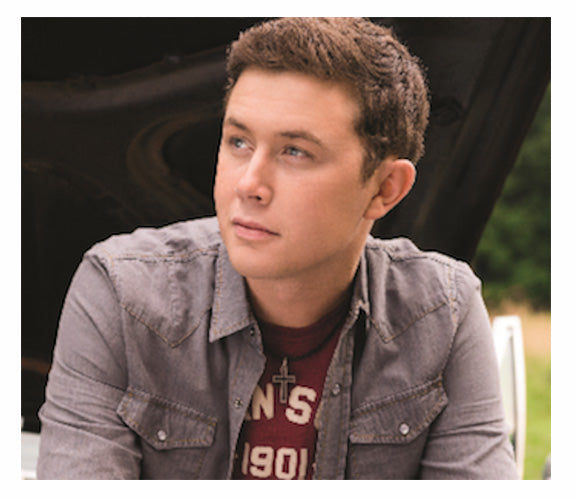 Scotty McCreery National Goodwill Ambassador for The 1214 Foundation