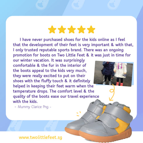 Mummy Clarice Png on Two Little Feet Kids Boots