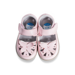 Nala Baby Sandals in Carnation