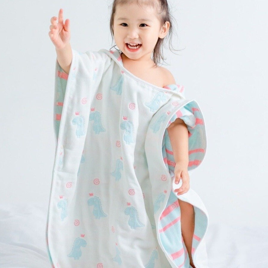 Regular Hooded Children's Bath Towel