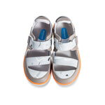 [Limited Edition] Philip Graffiti Sandals Grey