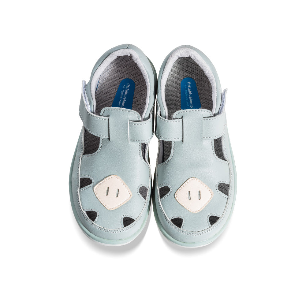 [Ships in December] Eric Kids Sandals in Mint