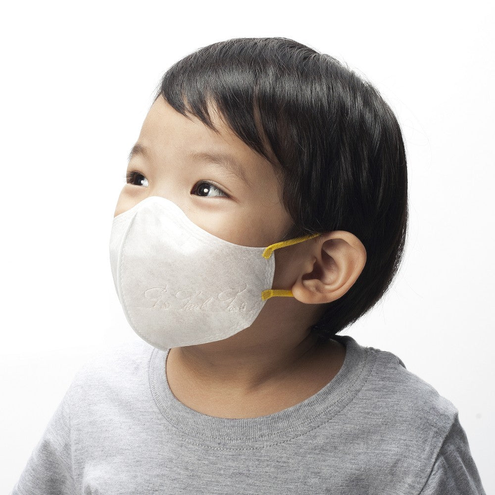 Child 3D Mask (Box of 6, 1 Month's Supply)
