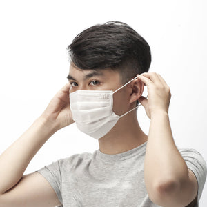 Trial Pack - Flat Mask (Single Piece, 3-Day Supply)